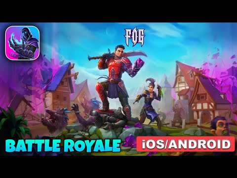 FOG - Battle Royale Gameplay (Android, iOS) - Part 1