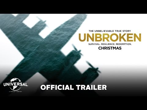 Unbroken (Trailer 2)