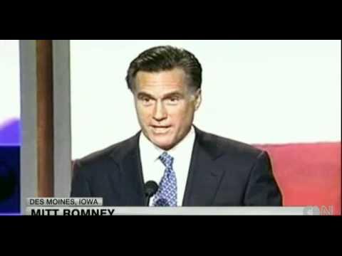 Romney Endorses Obama's Health Care Plan