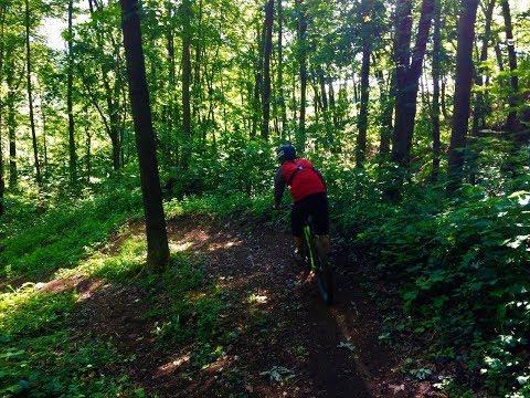 Trail u Jericha 2018