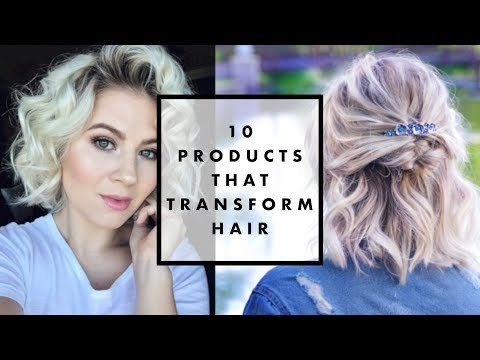 Hairstyles for short hair - 10 Products That Transform Hair  Milabu