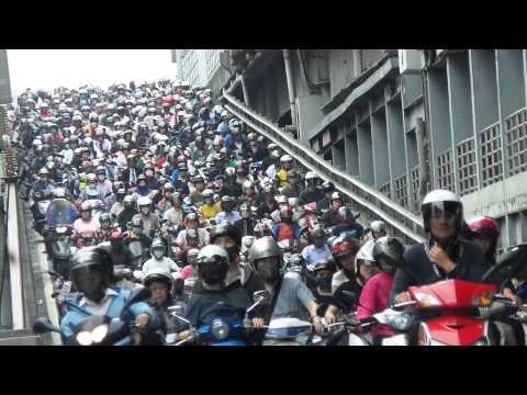 Vídeos de 'Vídeo: ¡¡¡un mar de motos en Taipei!!!'