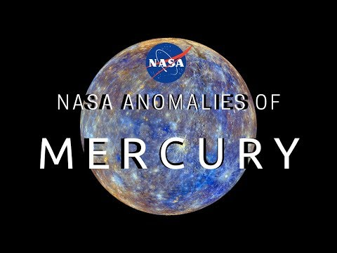 NASA Mercury Anomalies 2011