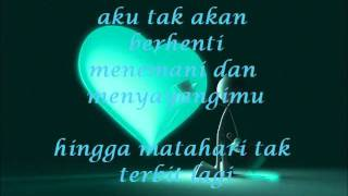 Video Wali Band - Doaku Untukmu Sayang with lyrics.wmv MP3, 3GP, MP4, WEBM, AVI, FLV Mei 2019