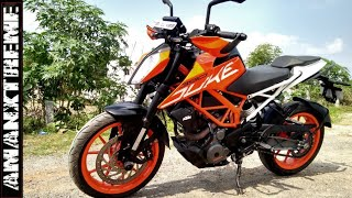 6. Ktm Duke 390 2019 version :-- 5 Good and Bad things about Duke 390