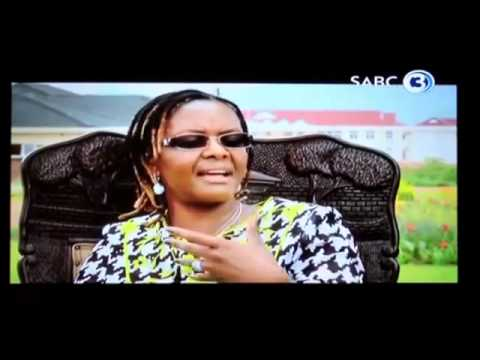 Grace Mugabe Reveals All With Dali Tambo