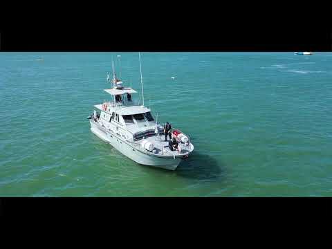 Marina Isla Canela participa en los ejercicios de Seguridad Marítima MARSEC 2019