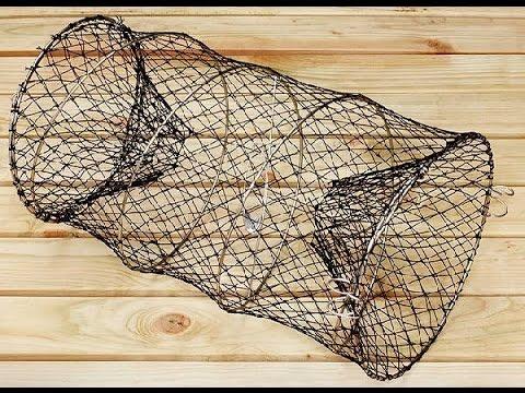 Как сделать своими руками сеть для рыбы