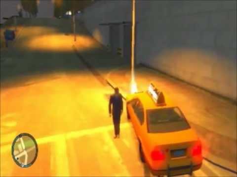 comment prendre un taxi dans gta 4 xbox 360