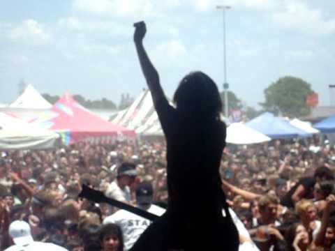 avengedxxromance - The Devil Wears Prada July 3rd, 2009 @Warped Tour.