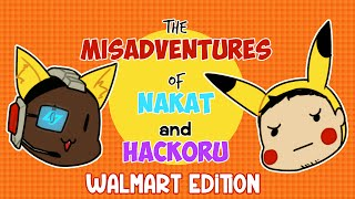 The Misadventures of NAKAT and Hackoru- Episode 1