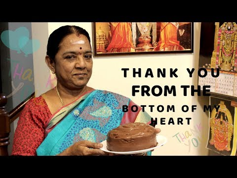 Birthday messages - BIRTHDAY MESSAGE FROM AMMA/Sivakasi Samayal/Video - 612