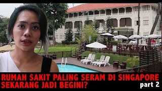 Video Nginep di Area Old Changi Hospital Yang Terkenal Angker! Citra Prima & Billy Christian Vlog  2 MP3, 3GP, MP4, WEBM, AVI, FLV Juli 2019