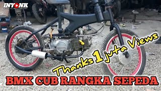 Video BMX cub.modifikasi sepeda bermesin honda grand #ireng setiawan MP3, 3GP, MP4, WEBM, AVI, FLV November 2018