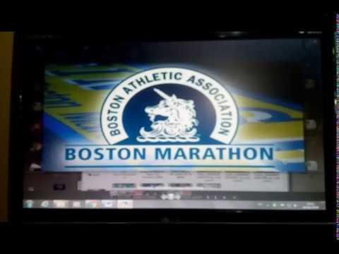 LIve Boston Marathon/2018 (Largada)