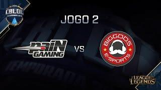 BG vs paiN, game 2