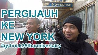 Video Gofar Hilman | PERGIJAUH KE NEW YORK - PART 1 #gshock35thanniversary MP3, 3GP, MP4, WEBM, AVI, FLV Mei 2019