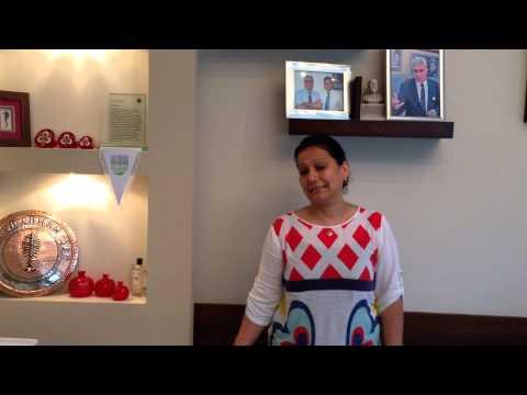 Yeter Yıldız KARATAŞ - Boyun Fıtığı Hastası - Prof. Dr. Orhan Şen