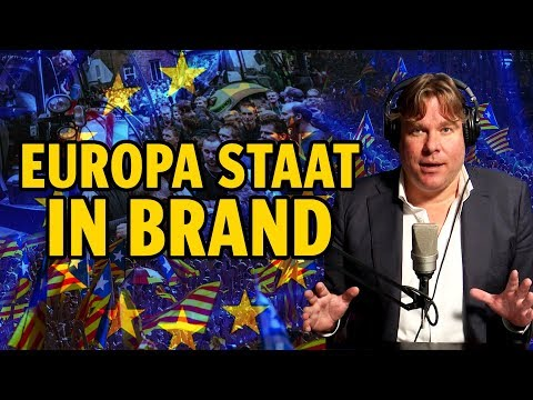 Europa staat in Brand-Jensen 32