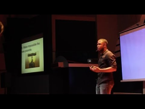 """Video de TEDx """"How to find your passion and inner awesomeness"""""""
