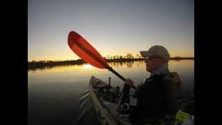 Florida Panhandle Kayak Fishing