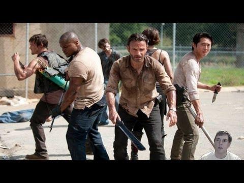 The Walking Dead Season 3 Episode 1 - Seed - Video Review