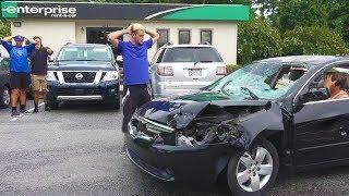 Video Returning Destroyed Rental Cars Prank MP3, 3GP, MP4, WEBM, AVI, FLV Mei 2019