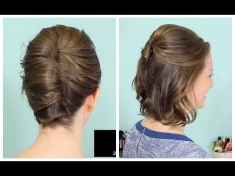 Gaya Rambut Cantik Amp Mudah Untuk Acara Formal Fashion