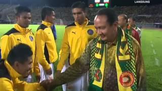 HKCTv: KEDAH [3] PAHANG [1] Separuh Akhir Piala Malaysia 2014 - Bahagian 1