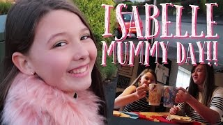 Video ISABELLE MUMMY DAY!! MP3, 3GP, MP4, WEBM, AVI, FLV Maret 2018