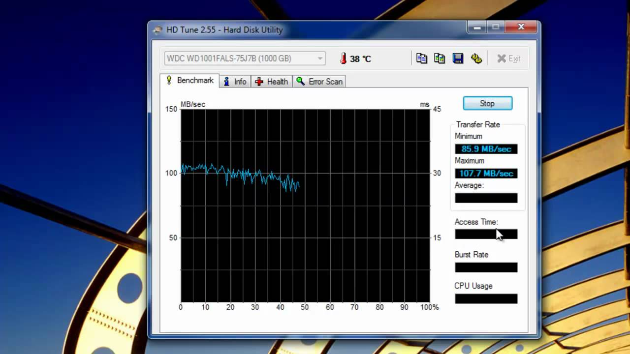 How Fast is Your Hard Drive? Find out with HDtune