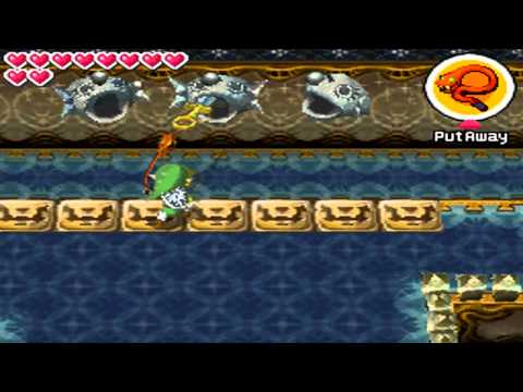 Legend of Zelda: Spirit Tracks Episode 30 - Tower of Spirits #4 видео
