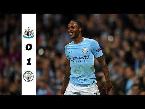 Newcastle vs Manchester City 0-1 All Goals & Highlights 27/12/2017