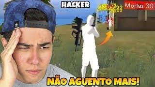 É O FIM!? OS HACKERS INVADIRAM O FREE FIRE COM TUDO!!