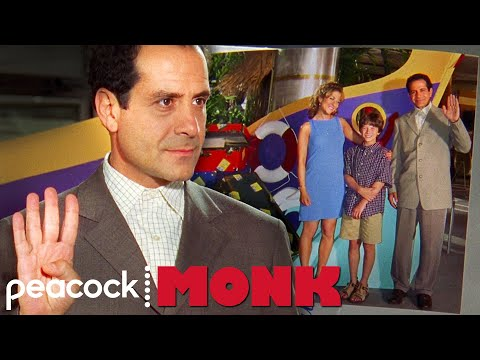 Monk Speaks Without Words | Monk