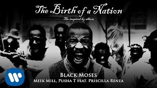 "Meek Mill x Pusha T- ""Black Moses"" (This record go hard) (Audio)"