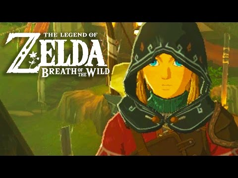 Zelda Breath of the Wild Gameplay NEW!! I PLAYED 5+ HOURS!! (EXCLUSIVE INFO + IMPRESSIONS!!) (видео)