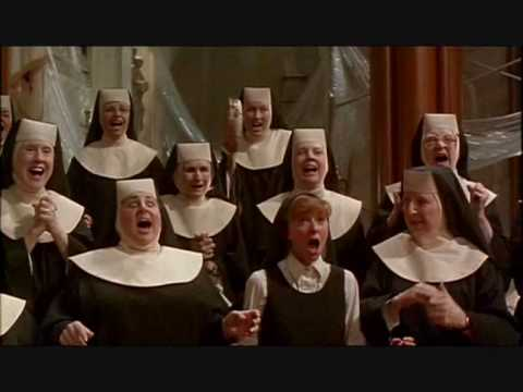 Oh - Einmal für Jule hochgeladen... Whoopi Goldberg - Sister Act - Oh Maria Hail holy Queen enthroned above, Oh Maria, Hail mother of Mercy and of Love, Oh Maria,...