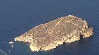 COSTA BLANCA vues aériennes de Mutxamiel à Benidorm