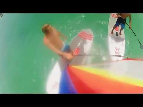 WindSUP Surfing