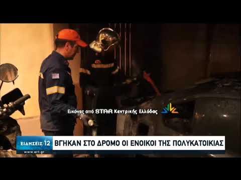 Εμπρησμός | Πυρπόλησαν αυτοκίνητο πρώην Αρχιφύλακα των φυλακών Δομοκού | 14/07/2020 | ΕΡΤ
