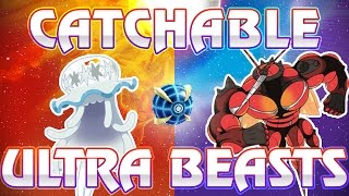 CATCHING ULTRA BEASTS! HUGE NEWS! Ultra Beasts Obtainable in Pokemon Sun and Moon, All TMS Revealed! by aDrive