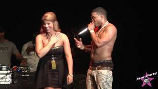 Nelly Performs 'Over and Over' at Star Party 2013!