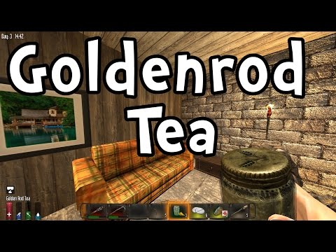 days - Let's play 7 Days to Die Alpha 9! In this episode, Paulina brews up a batch of hot goldenrod tea to rid herself of dysentery! Full playlist: http://bit.ly/1ea0t6x Discuss with me @ punchwood.com!...