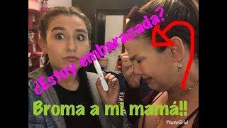 Video BROMA A MI MAMA (NIURKA) *ESTOY EMBARAZADA* ME DEJO DE HABLAR! / Romi Marcos MP3, 3GP, MP4, WEBM, AVI, FLV September 2018