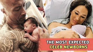These Celebs Welcomed Their Babies In 2018 | ⭐OSSA