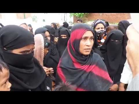 Appeal Of A Rohingya Muslim Lady In India For Help