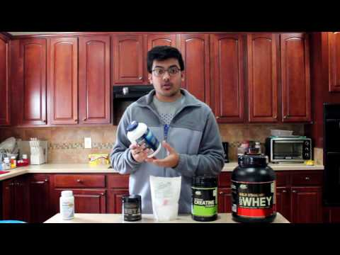 Supplements That WORK | Why Make You're Own Pre-Workout?