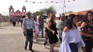 Fiestas patronales Arroyo Seco de Arriba