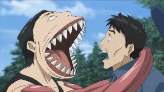 Nonton Parasyte The Maxim   Fights From Anime Compilation 2 Film Subtitle Indonesia Streaming Movie Download